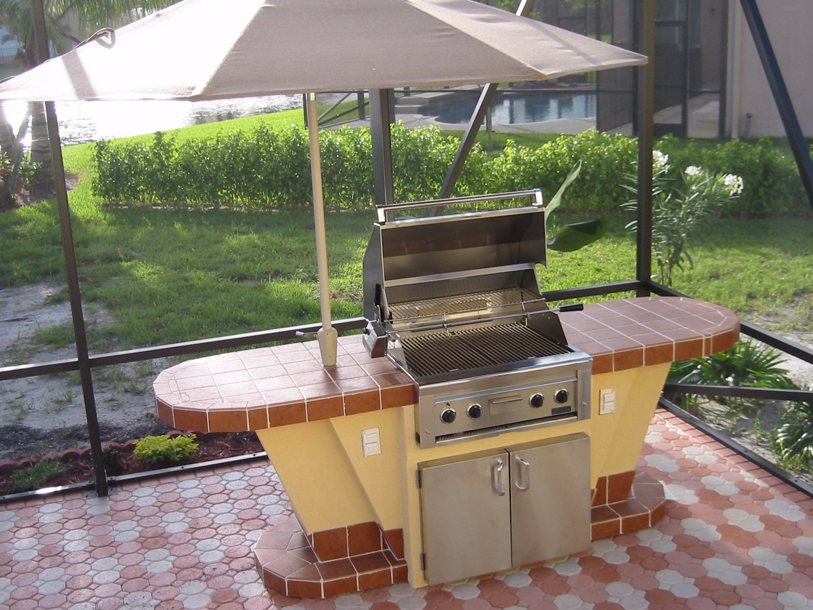 301 moved permanently for Design your outdoor kitchen